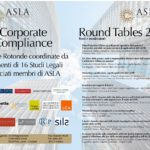 Round Tables Asla – 8 tavole rotonde sulla Corporate Compliance